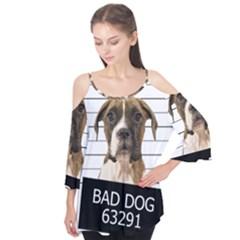Bad dog Flutter Tees