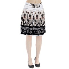 Bad dog Pleated Skirt