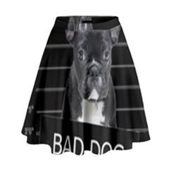 Bad dog High Waist Skirt