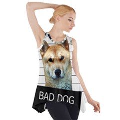 Bad dog Side Drop Tank Tunic