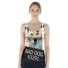 Bad dog Racer Back Sports Top