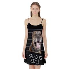 Bad dog Satin Night Slip