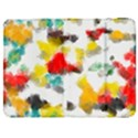 Colorful paint stokes     HTC One M7 Hardshell Case View1