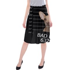 Bad dog Midi Beach Skirt