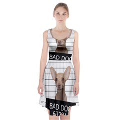 Bad dog Racerback Midi Dress