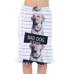 Bad Dog Mermaid Skirt
