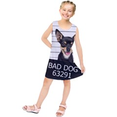 Bad dog Kids  Tunic Dress