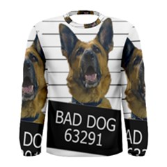 Bad Dog Men s Long Sleeve Tee
