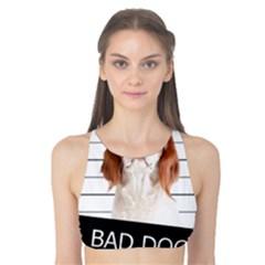 Bad dog Tank Bikini Top