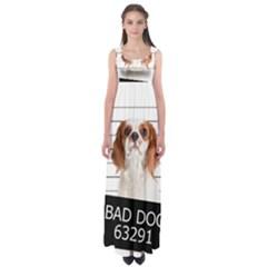Bad dog Empire Waist Maxi Dress