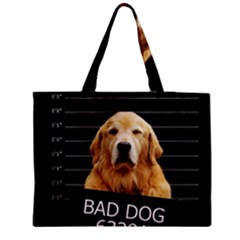 Bad dog Medium Tote Bag