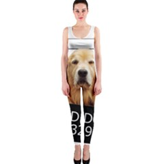 Bad Dog Onepiece Catsuit