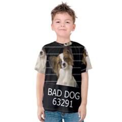 Bad Dog Kids  Cotton Tee