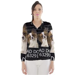 Bad dog Wind Breaker (Women)