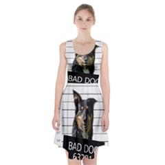 Bad dog Racerback Midi Dress