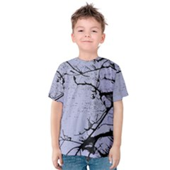 Grebe Spotting Ink Kids  Cotton Tee