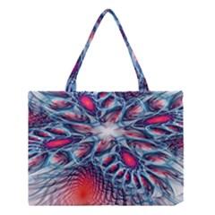 Creative Abstract Medium Tote Bag
