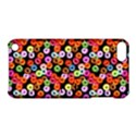 Colorful Yummy Donuts Pattern Apple iPod Touch 5 Hardshell Case with Stand View1