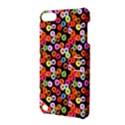 Colorful Yummy Donuts Pattern Apple iPod Touch 5 Hardshell Case with Stand View3