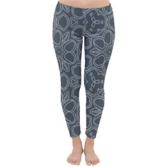 Floral pattern Classic Winter Leggings