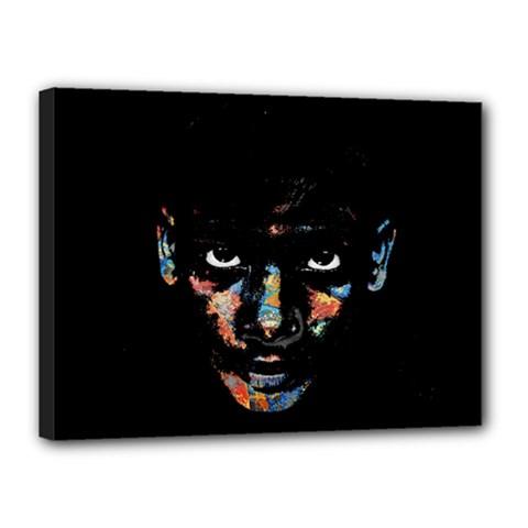 Wild child  Canvas 16  x 12