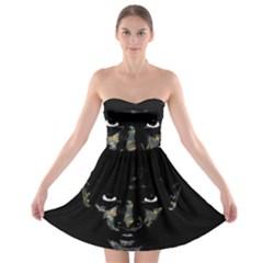 Wild child  Strapless Bra Top Dress
