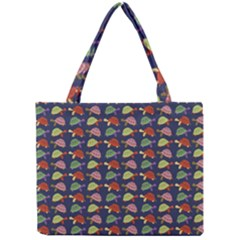 Turtle pattern Mini Tote Bag