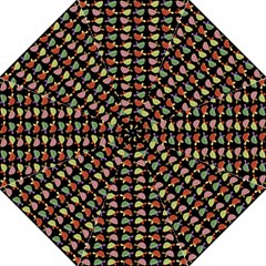 Turtle pattern Straight Umbrellas