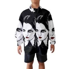 Wednesday Addams Wind Breaker (Kids)