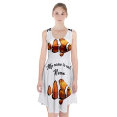 Clown fish Racerback Midi Dress