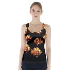 Clown fish Racer Back Sports Top