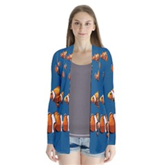 Clown fish Cardigans