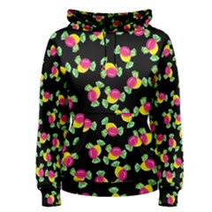 Candy pattern Women s Pullover Hoodie