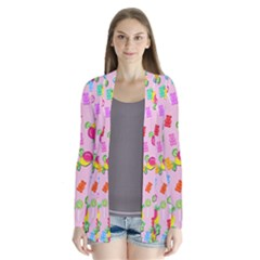 Candy pattern Cardigans