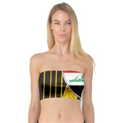 Coat of Arms of Iraq  Bandeau Top