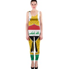 Coat of Arms of Iraq  OnePiece Catsuit
