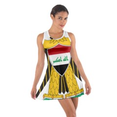 Coat of Arms of Iraq  Cotton Racerback Dress