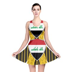 Coat of Arms of Iraq  Reversible Skater Dress