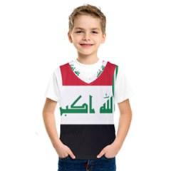 Flag Of Iraq Kids  Sportswear