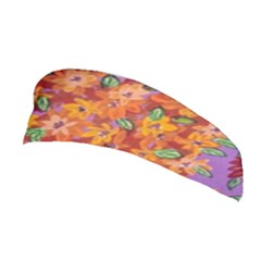 Floral Sphere Stretchable Headband