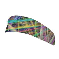 Colorful Laser Lights             Stretchable Headband