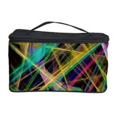 Colorful laser lights             Cosmetic Storage Case
