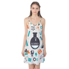 Science Chemistry Physics Camis Nightgown