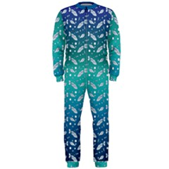 Under The Sea Paisley OnePiece Jumpsuit (Men)