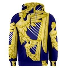 Royal Standard of Ireland (1542-1801) Men s Pullover Hoodie