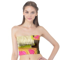 Boxes Tube Top