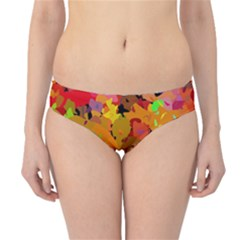 Colorful shapes       Hipster Bikini Bottoms