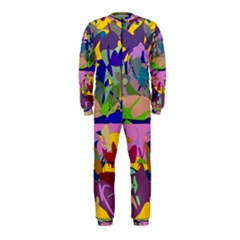 Shapes in retro colors              OnePiece Jumpsuit (Kids)