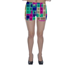 Rectangles and squares              Skinny Shorts