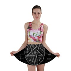 Witchcraft symbols  Mini Skirt